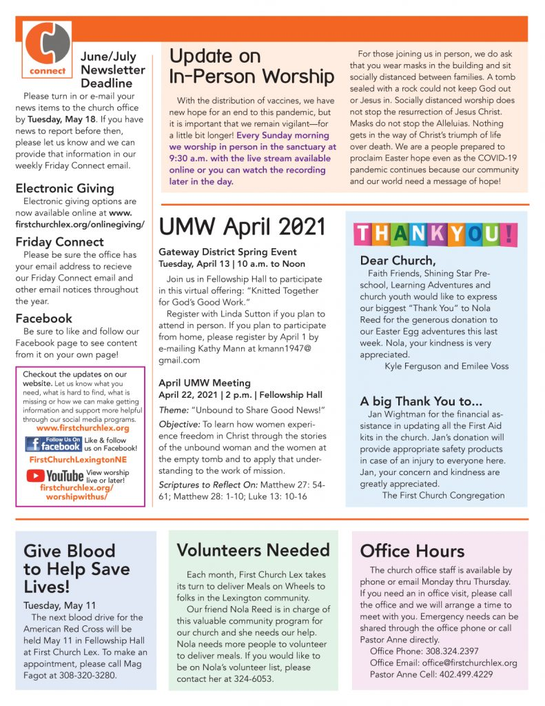 Apr-May Web Newsletter-2